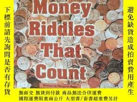 二手書博民逛書店Money罕見Riddles That Count---[ID: