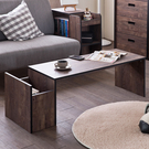 茶几桌 桌子 收納【收納屋】德爾加長型茶几桌&DIY組合傢俱
