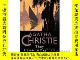 二手書博民逛書店They罕見Came to BaghdadY18910 AGATHA CHRISTIE HARPER CO