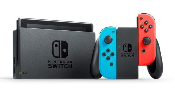 【marsfun火星樂】 Nintendo 任天堂 Switch 主機 台灣公司貨 另賣收納包 不含遊戲