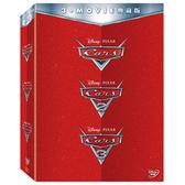 【迪士尼/皮克斯動畫】Cars 1-3 合集-DVD 典藏版