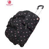 拉桿包女正韓潮旅行包袋 大容量手提行李箱包 登機拉桿箱 XW
