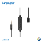 【Saramonic 楓笛】立體聲領夾式麥克風 LavMicro-S