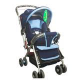 【奇買親子購物網】IAN BABY 908三段嬰兒手推車(藍/咖啡/紅色)/台灣製