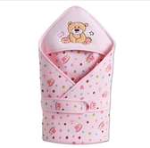 新生兒包被棉嬰兒抱被春秋冬抱毯夏季加厚款被子襁褓包巾寶寶用品  母親節特惠