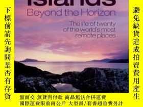 二手書博民逛書店Islands罕見Beyond The Horizon: The