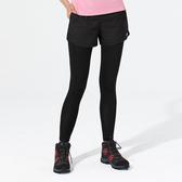 女 兩件式運動長褲『黑色』MA31236B 戶外 休閒 運動 露營 登山 騎車 瑜珈 慢跑