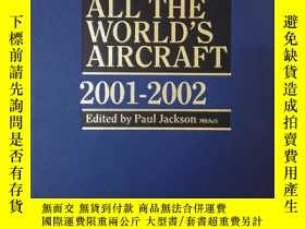 二手書博民逛書店Jane s罕見All the World s Aircraft