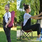 摺疊椅 戶外摺疊椅火車無座釣魚凳子學生寫生椅子美術便攜專用靠背小椅子 童趣潮品