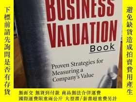 二手書博民逛書店The罕見Business Valuation Book (With CD-ROM)】【附光盤】Y12800