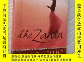 二手書博民逛書店THE罕見ZAHIR (A novel of Obsession