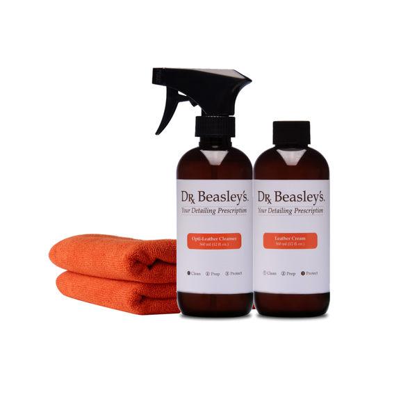 皮革護理套組 Dr. Beasley's Leather Care Set
