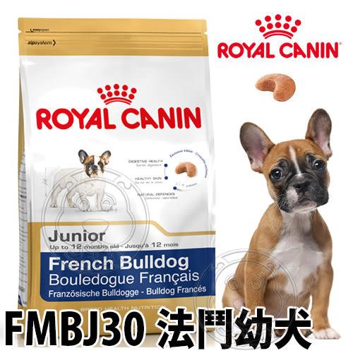 【培菓平價寵物網】法國皇家》法國鬥牛幼犬FMBJ30飼料-3kg