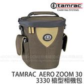 TAMRAC 達拉克 3330 棕色 槍型包 (24期0利率 國祥貿易公司貨) AERO ZOOM 30 三角包 相機包