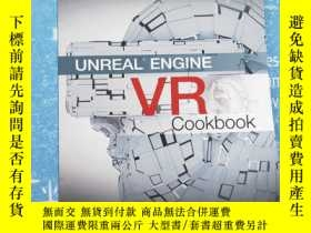 二手書博民逛書店UNREAL罕見ENGINE VR cookbook【英文版,詳