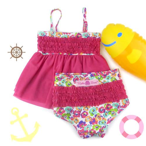 女童泳裝 / 泳裝 / 兒童泳衣 / 寶貝比基尼 美國RuffleButts