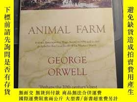 二手書博民逛書店Animal罕見farm(1)Y259600 george or