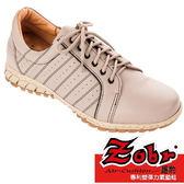 ZOBR路豹     男真皮專利綁帶式-氣墊鞋 T288系列