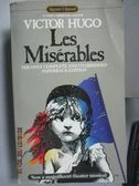 【書寶二手書T3/原文小說_LDE】Les Miserables_Victor Hugo