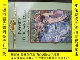 二手書博民逛書店c0015favorite罕見celtic fairy tale