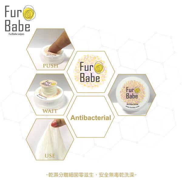 ★OBO CLUB HOUSE☆ FUR BABE 乾濕分離智慧功能紙巾 白茶抗菌系列