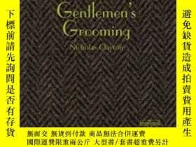二手書博民逛書店Butler s罕見Guide To Gentleman s GroomingY364682 Nicholas