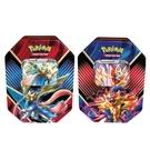 【POKEMON】精靈寶可夢 TCG 夏日夥伴鐵盒 (兩款可選) 蒼響/藏瑪然特
