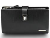 真皮手拿包-走秀款別緻經典男包包8m185【巴黎精品】