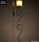 INPHIC- 美式蠟燭壁燈歐式奢華宮廷風格走廊過道客廳門廳鐵藝壁燈_S197C