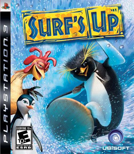 PS3 衝浪季節(美版代購)