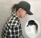 假髮 臟辮假髪帽子壹體女時尚嘻哈辮子假髪男頭戴式成品直接戴馬尾【快速出貨八折鉅惠】