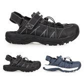 DIADORA 男運動涼鞋(拖鞋 休閒涼鞋 海邊 海灘 戲水 護趾 免運 ≡排汗專家≡