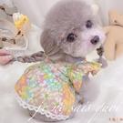 寵物狗狗貓咪衣服夏季薄款短款裙子透氣薄款衣服【倪醬小鋪】
