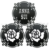 ☆17go☆ ANNA SUI 安娜蘇 魔法薔薇杯墊組