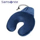Samsonite 新秀麗 記憶頸枕 可收納 可拆洗 飛機枕 旅行枕 午睡枕 旅行出遊舒適方便 GLOBAL TA CO1