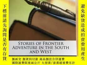 二手書博民逛書店Stories罕見of Frontier Adventure i