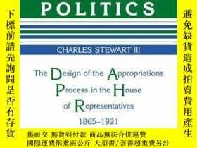 二手書博民逛書店Budget罕見Reform PoliticsY256260 Charles H. Stewart Cambr
