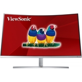 ViewSonic 32型VA曲面螢幕(VX3216-SCMH)
