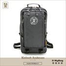 Kinloch Anderson 金安德森 後背包 極限機能 3Way防潑水多層收納正方後背包 黑色 KA169201BK 得意時袋