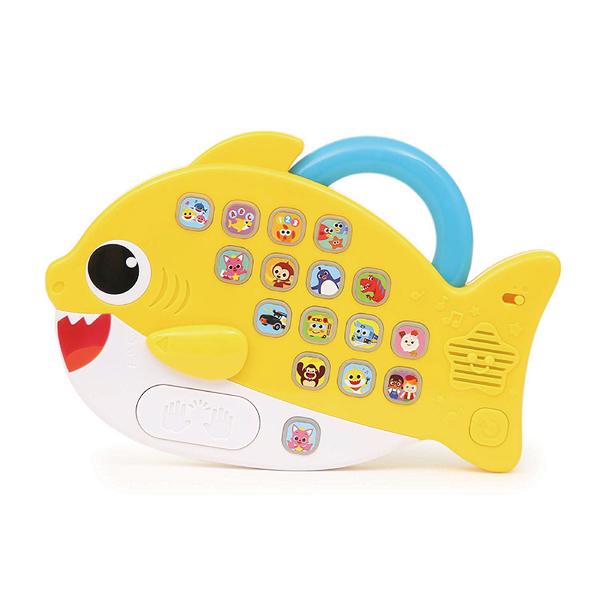 碰碰狐PINKFONG 鯊魚音樂板