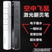 簡報器 VSON V223M PPT翻頁筆 電子教鞭空中飛鼠 滑鼠筆演示遙控筆演講器 科技藝術館