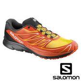 【SALOMON 法國】SENSE MANTRA 3 男 輕量城市路跑鞋『蕃茄紅/黑』多功能鞋.健行鞋370904