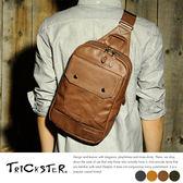 現貨【TRICKSTER】日本品牌 A4 單肩後背包 側背包 斜背包 雙開口袋 腳踏車包【tr98】
