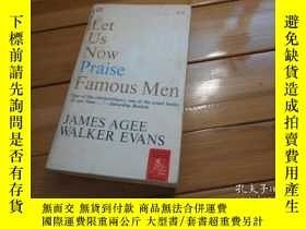 二手書博民逛書店LET罕見US NOW PRAISE FAMOUS MEN(19