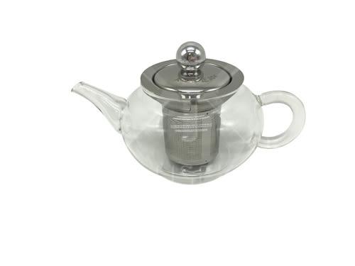 【好市吉居家生活】A-OK 91795 養生泡茶壺 200ml 花茶壺 沖茶壺 玻璃茶壺