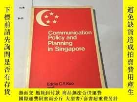 二手書博民逛書店英文原版:Communication罕見Policy and P