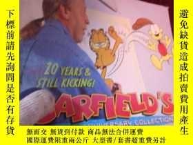 二手書博民逛書店20罕見Years & Still Kicking! Garfi