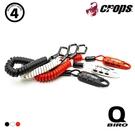 CROPS Q-BIRO 多用途密碼鎖 CP-SPD04-BR / 城市綠洲 (自行車鎖頭、安全鎖、密碼鎖、腳踏車)