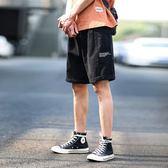 古貝圖夏季新品工裝短褲男士寬鬆直筒潮牌街頭五分褲休閒薄褲子 時尚潮流