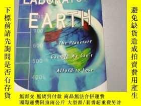 二手書博民逛書店Laboratory罕見Earth: The Planetary